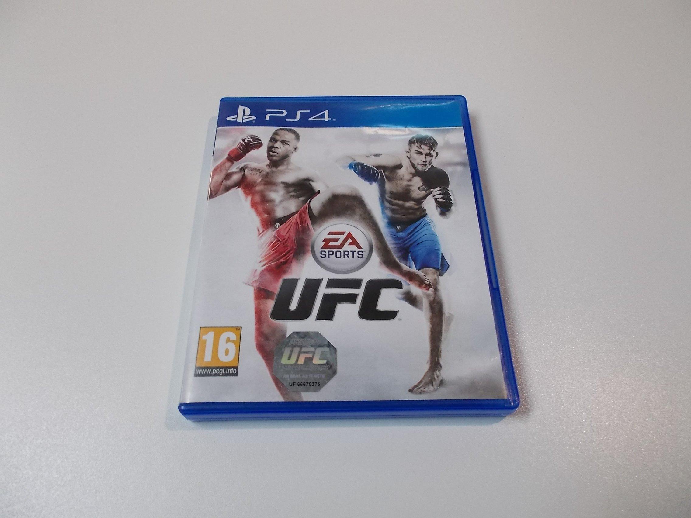 UFC EA SPORTS - GRA Ps4 - Sklep