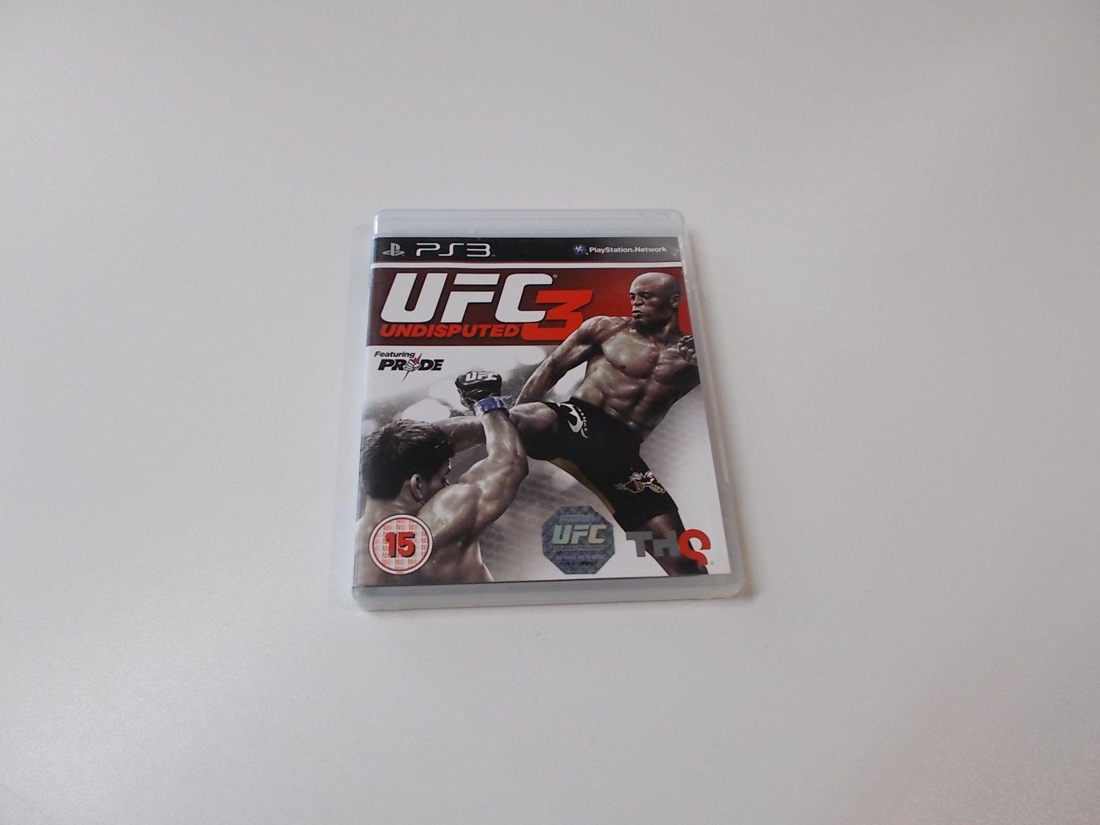 UFC Undisputed 3 - GRA Ps3 - Opole 0441