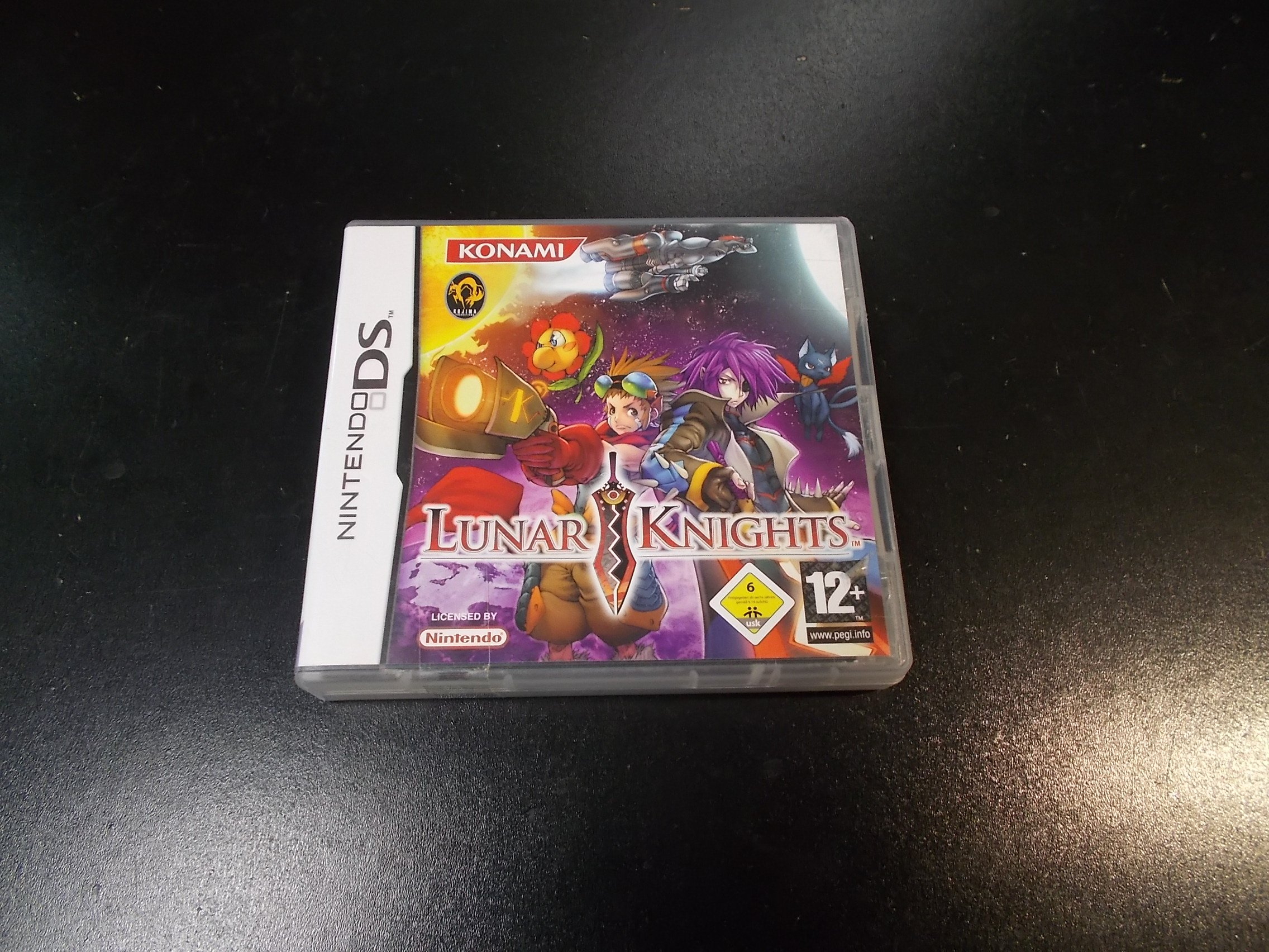 Lunar Knights - GRA Nintendo DS Sklep