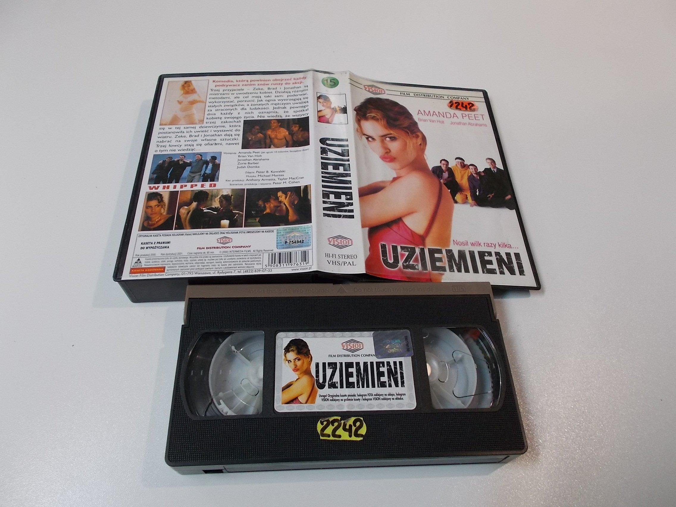 UZIEMIENI - Kaseta Video VHS - Opole 1583