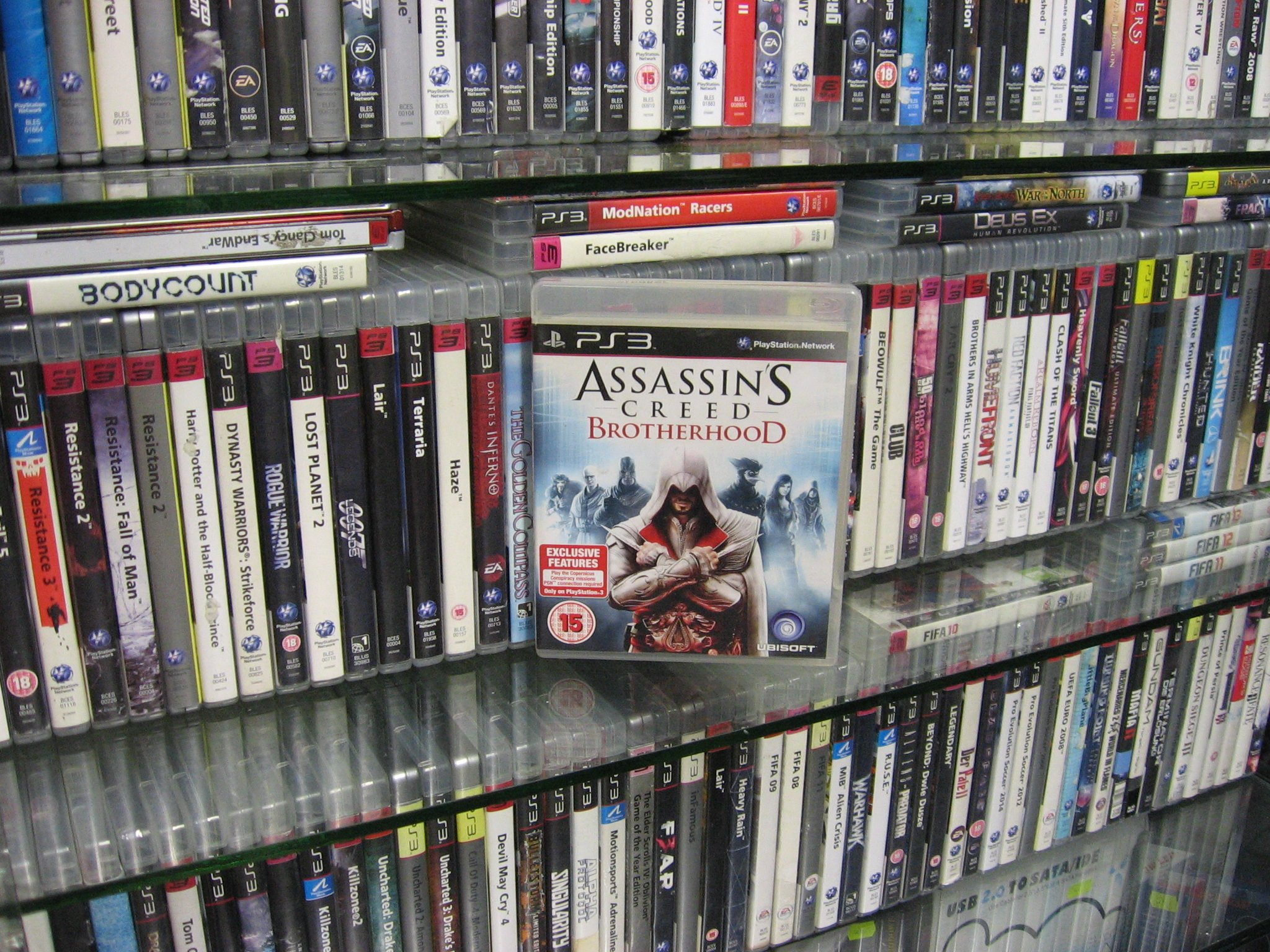 Assassin's Creed Brotherhood - GRA Ps3 - Opole 0018