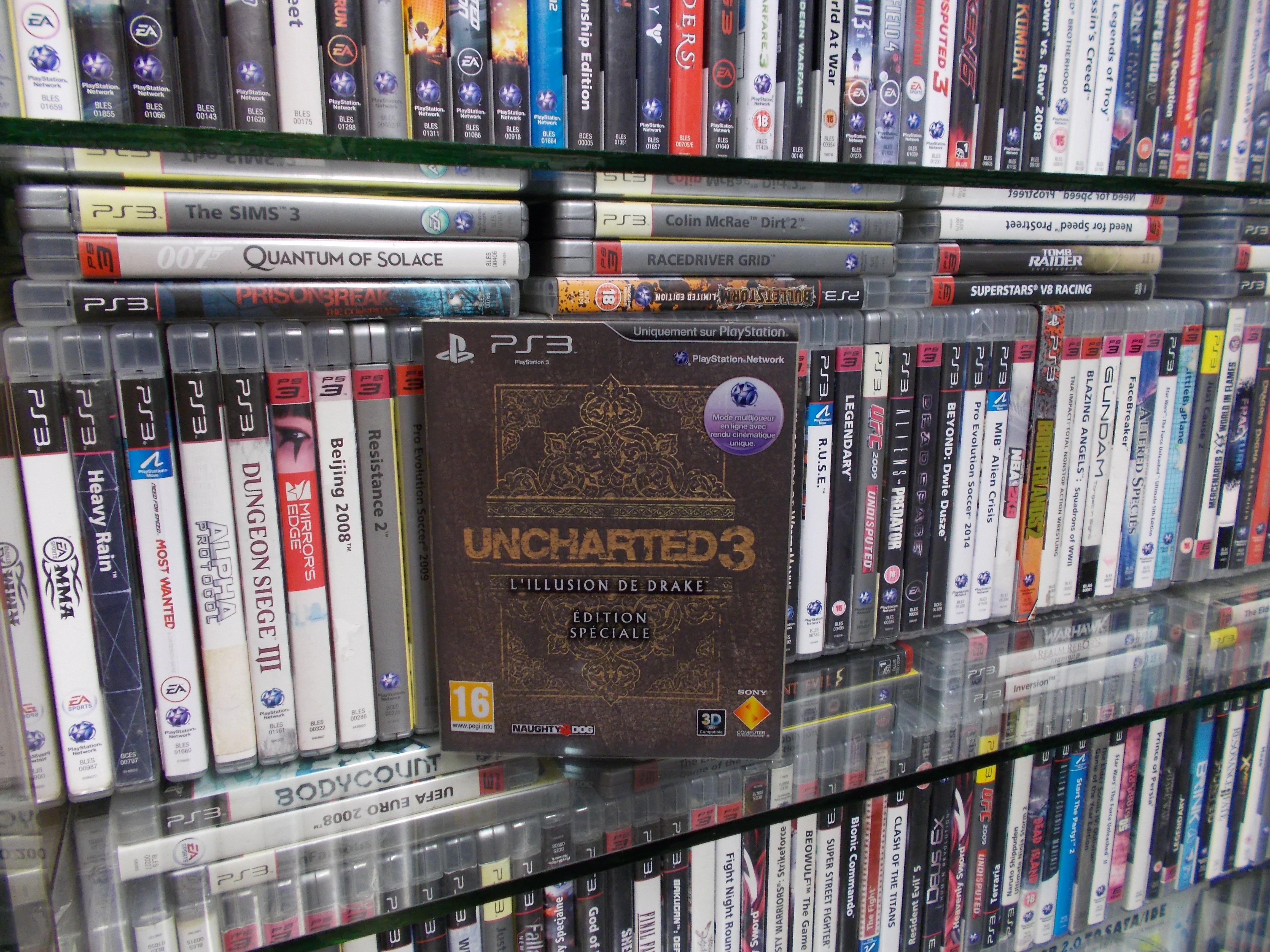 Uncharted 3 L'illusion de Dreke  - GRA PS3 Sklep