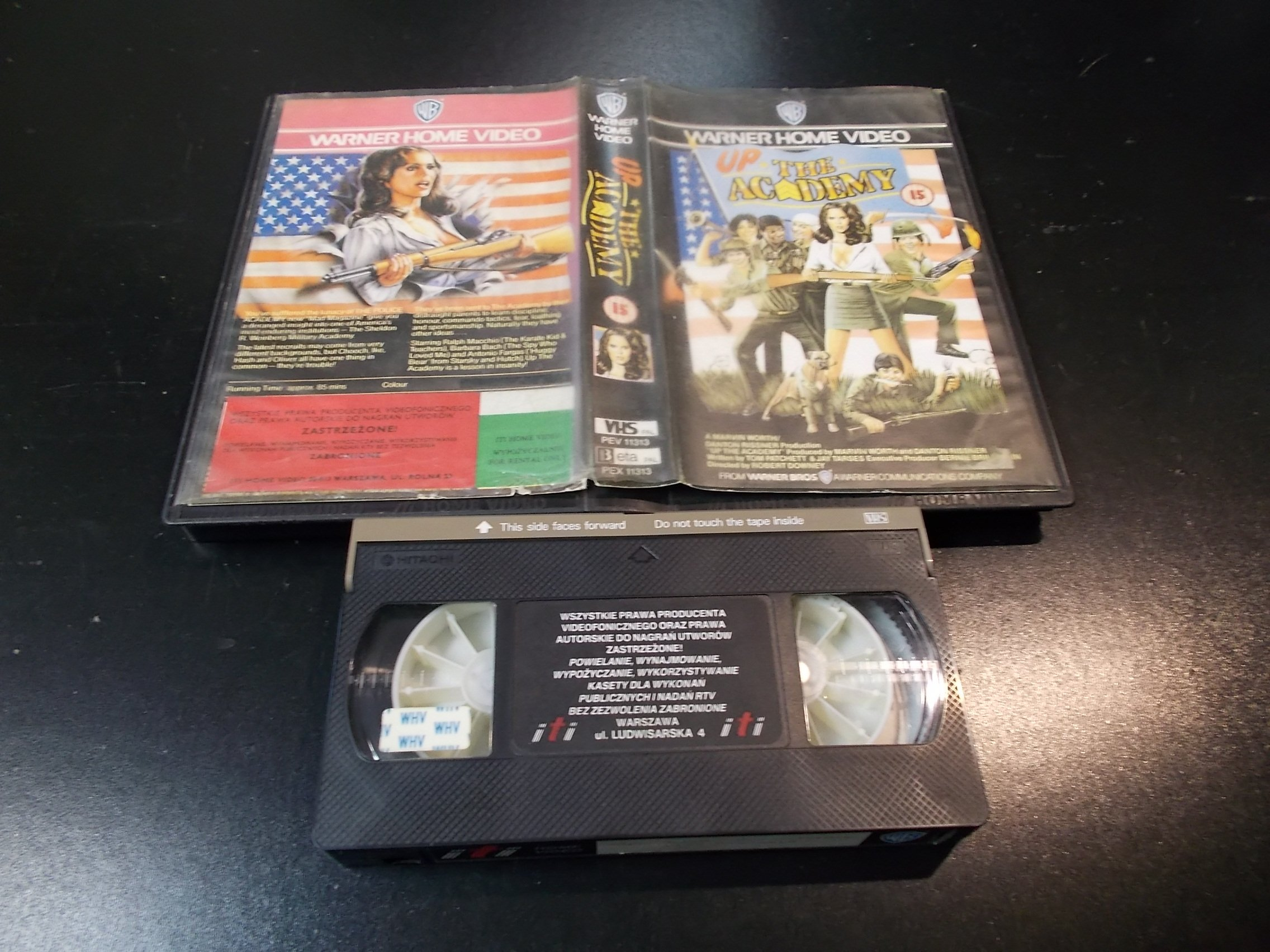 VIVA AKADEMIA - kaseta Video VHS - 1373 Sklep