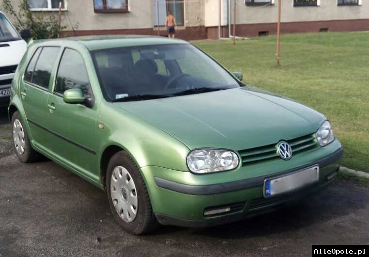 VW Golf 4 110KM 1.9 TDI klima