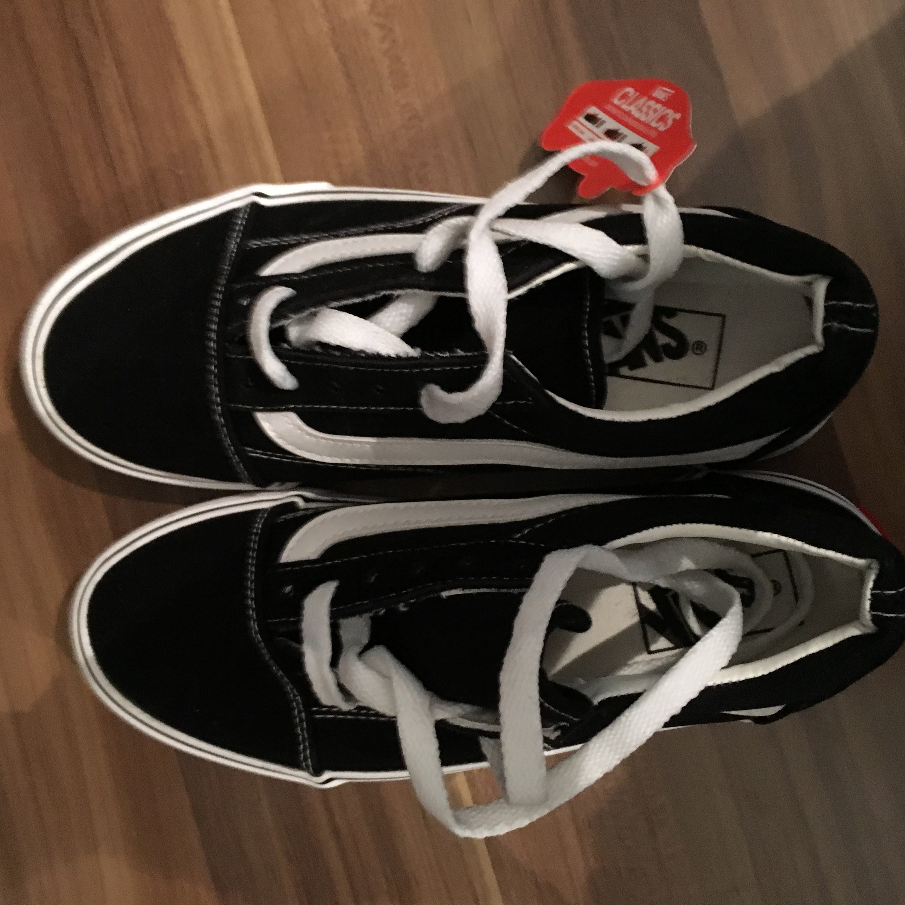 Vans old skool 35-36 nowe