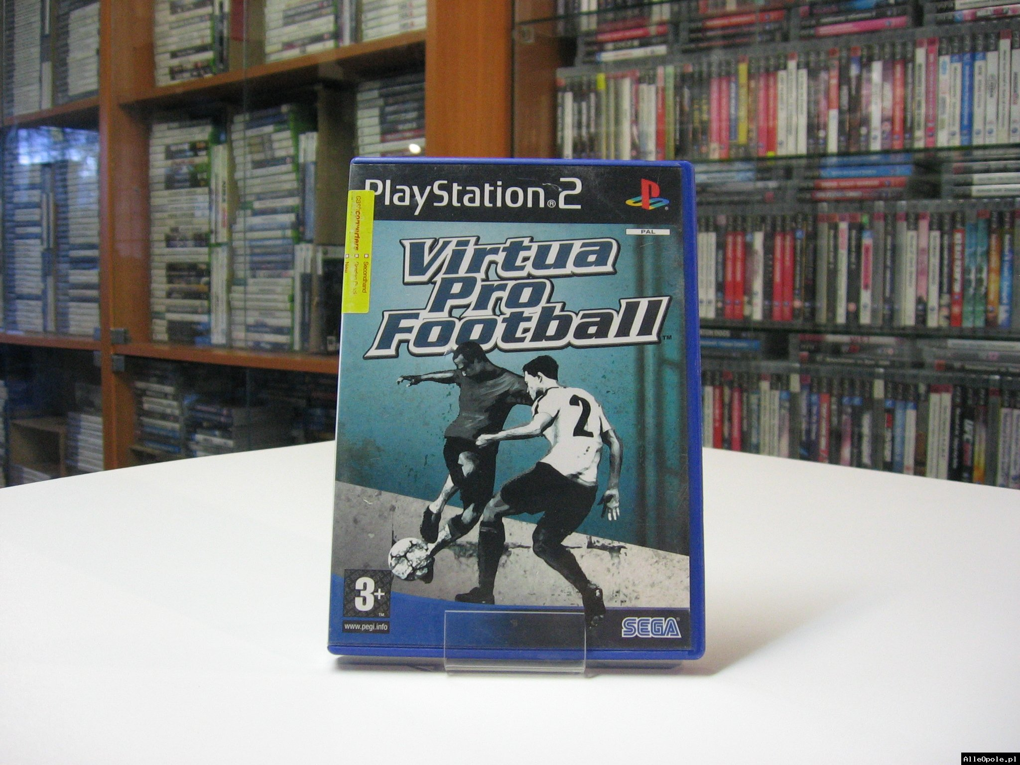 Virtua Pro Football - GRA Ps2 - Opole 0576