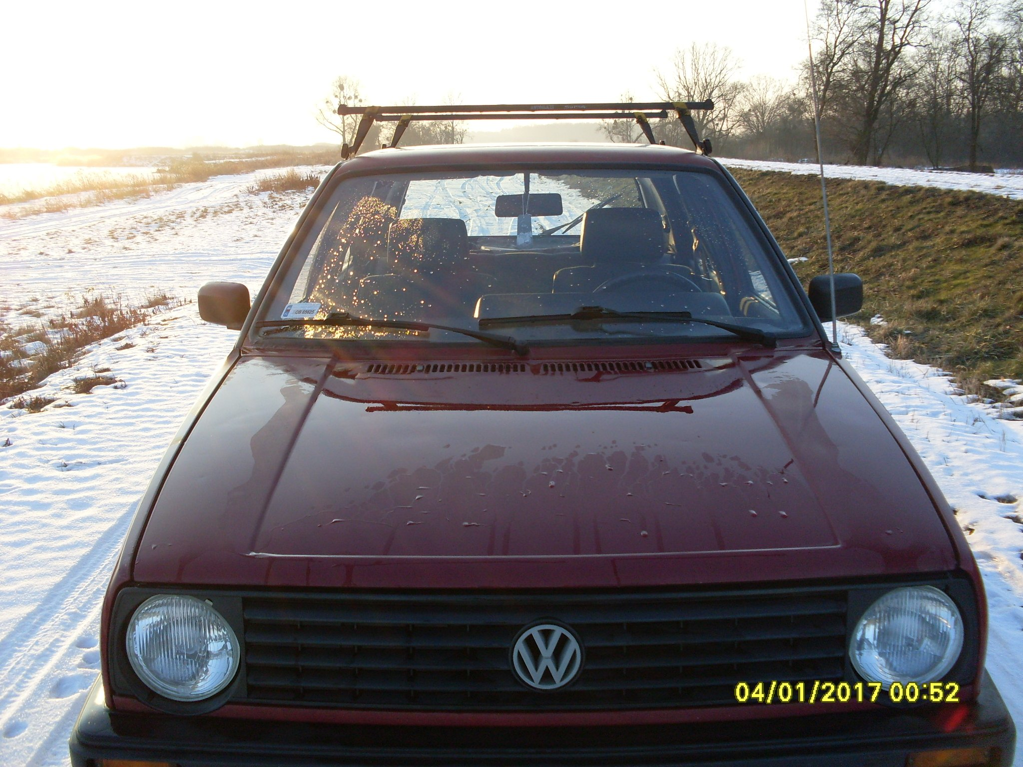 Volkswagen Golf 1990r
