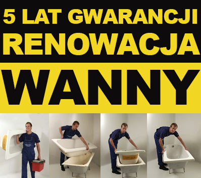 WANNA W WANNIE - Nowa wanna bez KUCIA PŁYTEK