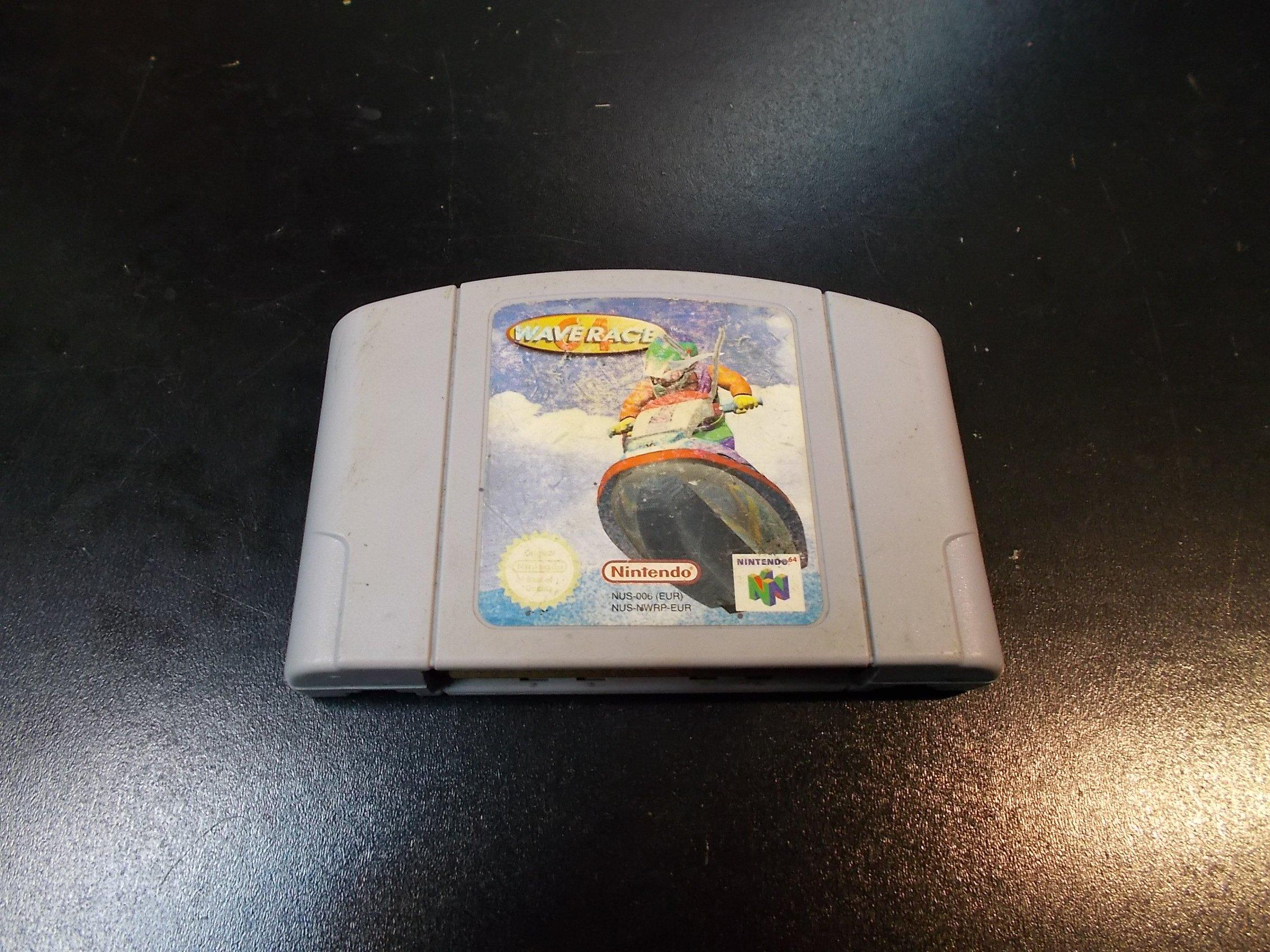 WAVE RACE - GRA Nintendo 64 Opole 0266