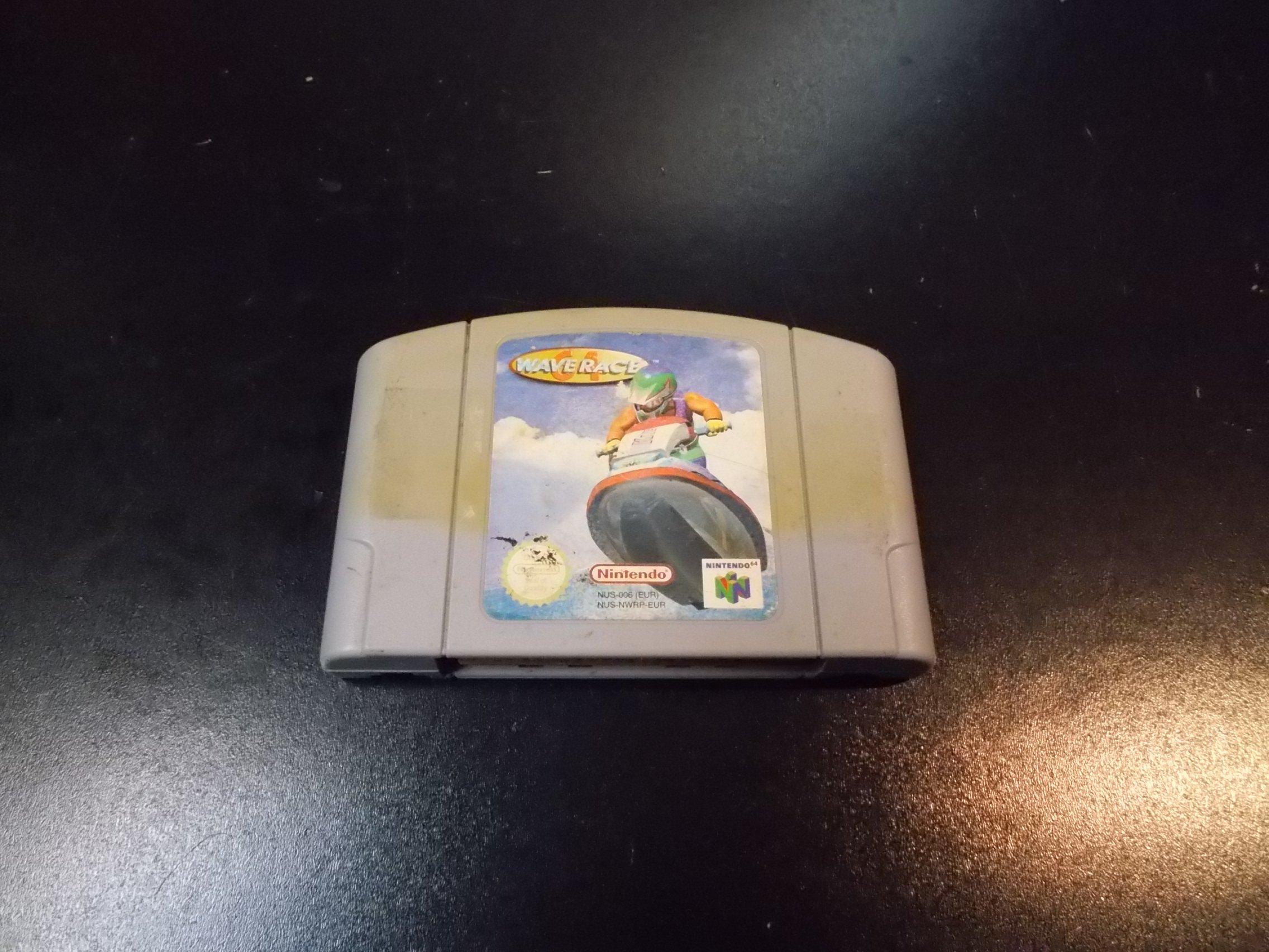 WAVE RACE - GRA Nintendo 64 Sklep