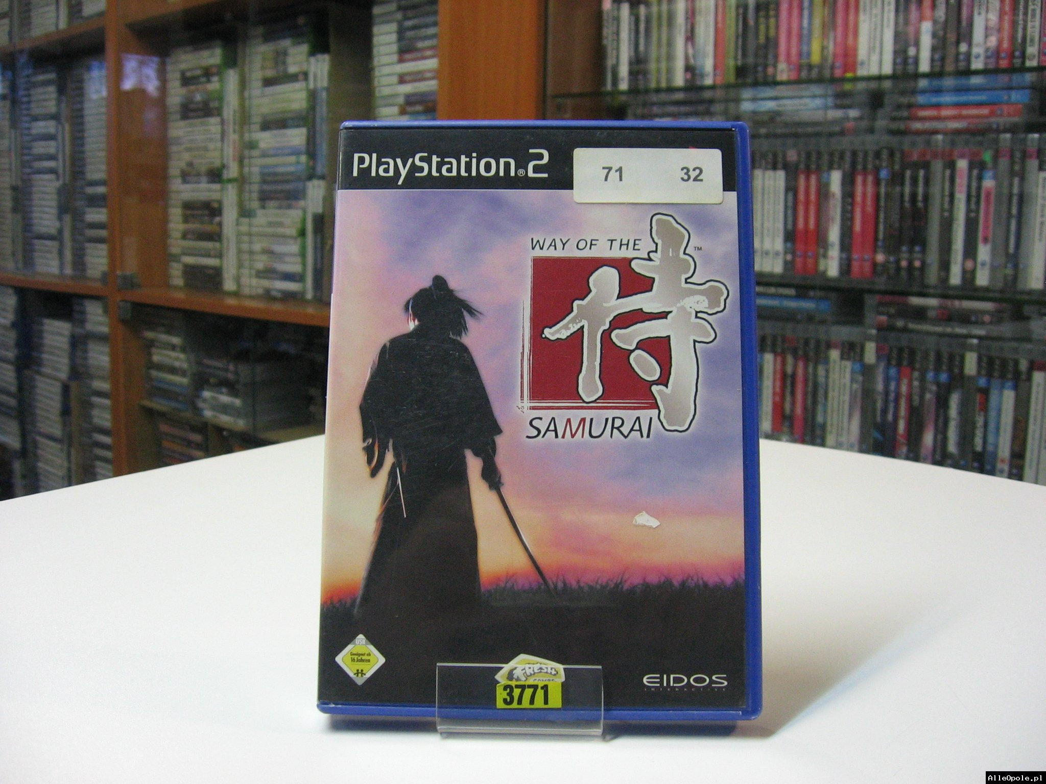 WAY OF THE SAMURAI - GRA Ps2 - Opole 0572