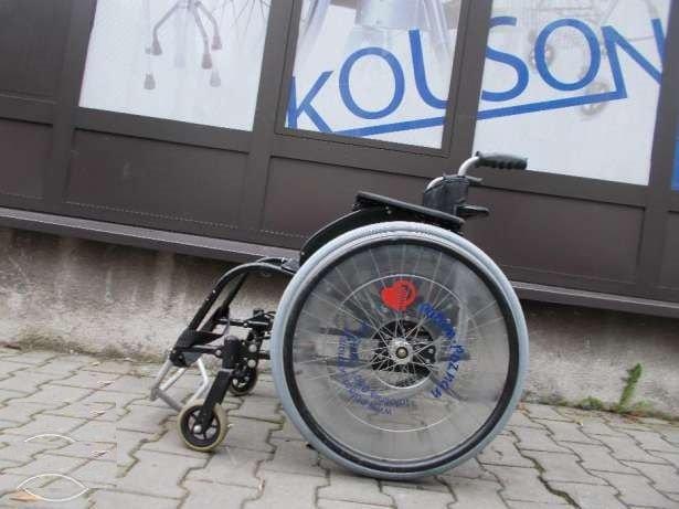 Wózek aktywny 42 cm szer.