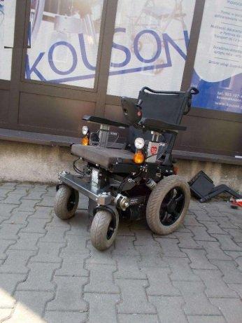 Wózek elektryczny Soppur power140