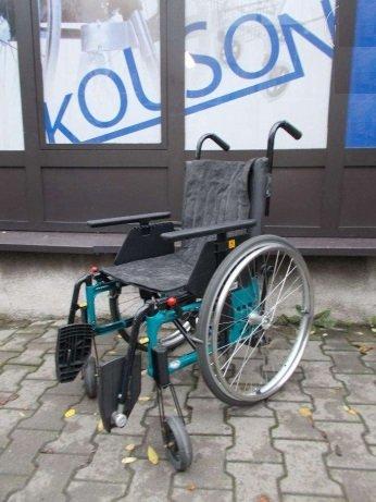 Wózek inwalidzki szwecki 42cm