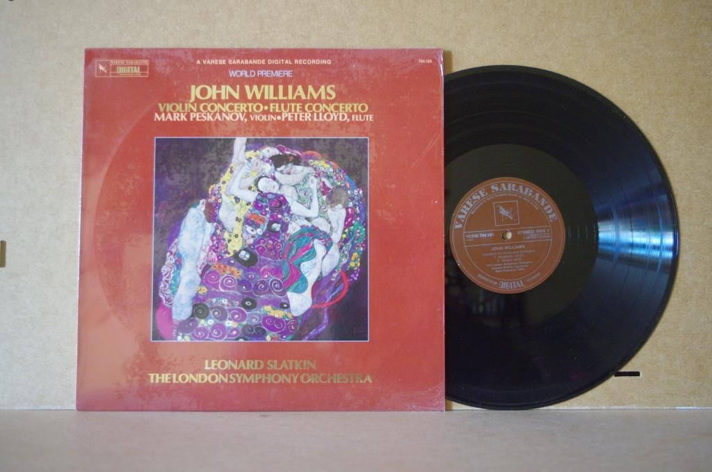 WILLIAMS JOHN London Symphony Orchestra LP 0451