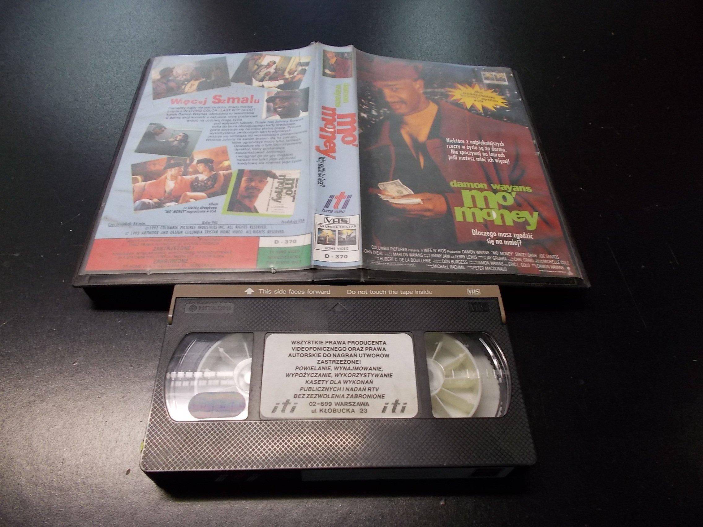 WIĘCEJ SZMALU -  kaseta VHS - 1292 Opole - AlleOpole.pl
