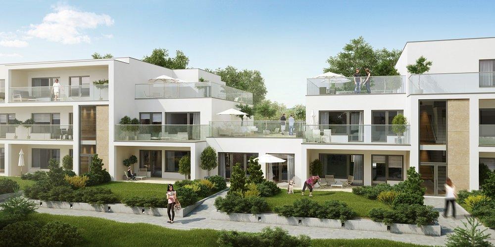 WODNA NUTA - nowa inwestycja mieszkaniowa w Opolu