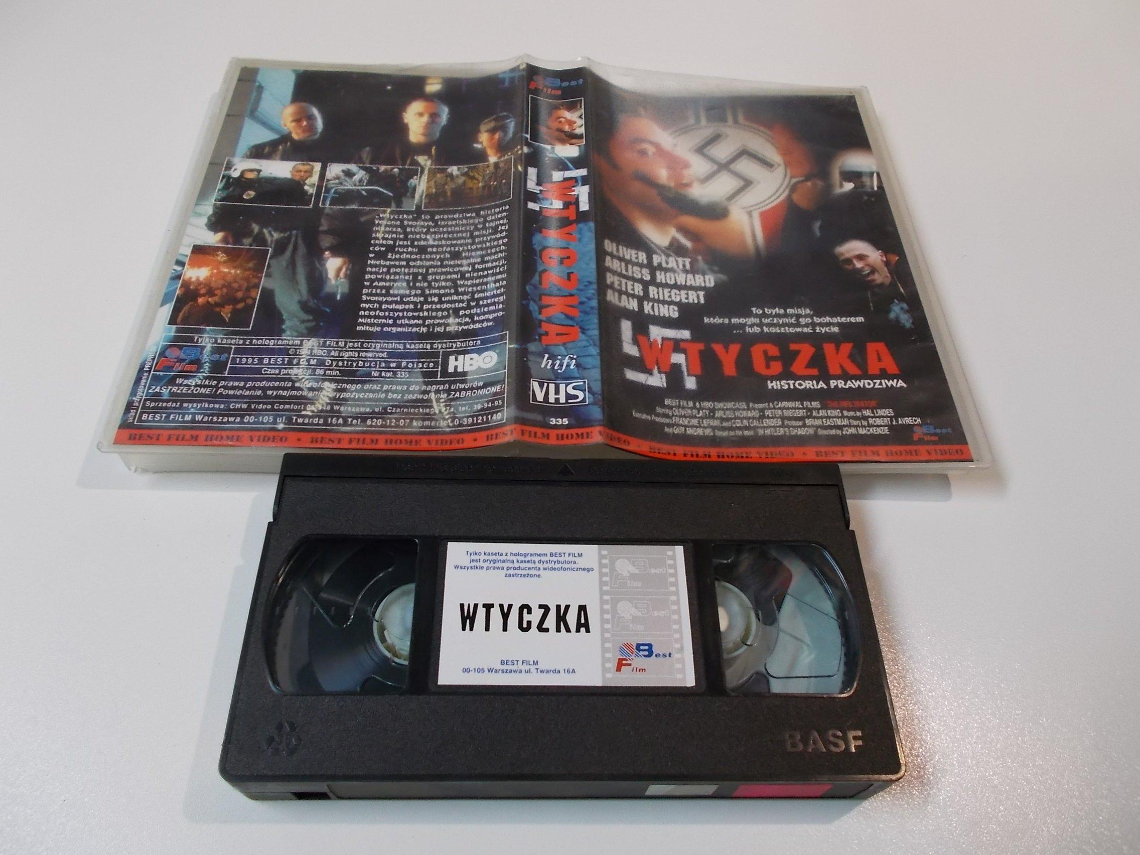 WTYCZKA - kaseta Video VHS - 1439 Sklep