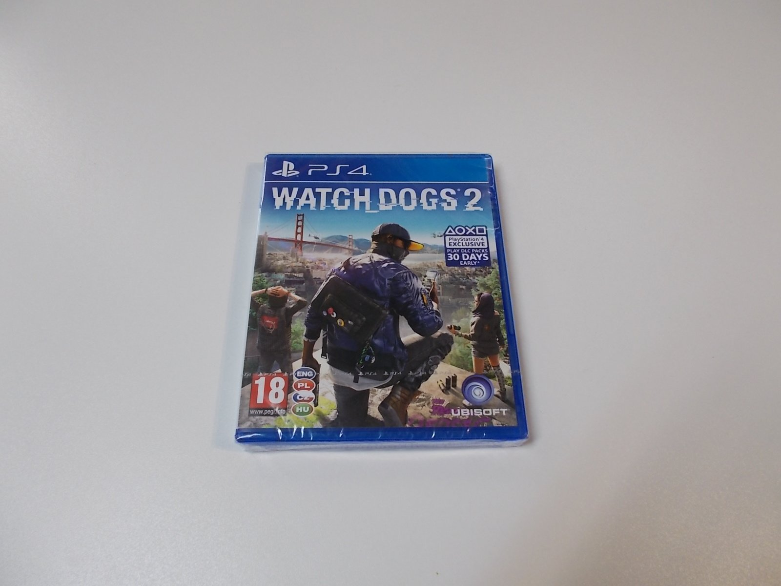 Watch Dogs 2 - GRA Ps4 - Opole 0494