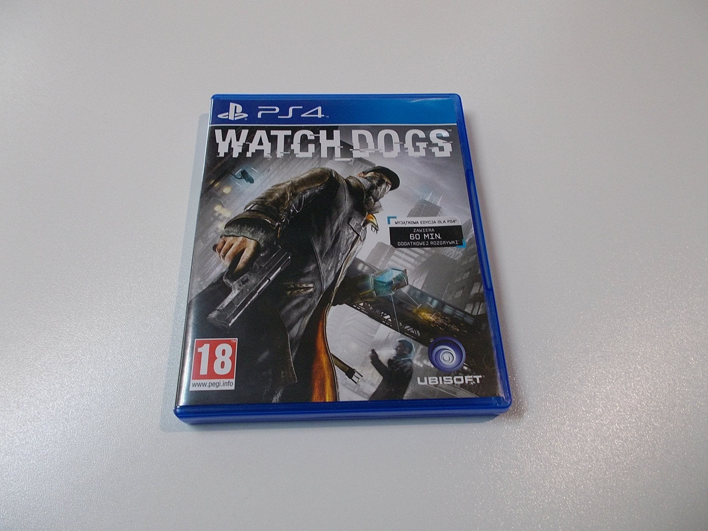 Watch Dogs - GRA Ps4 - Sklep ALFA Opole 0371