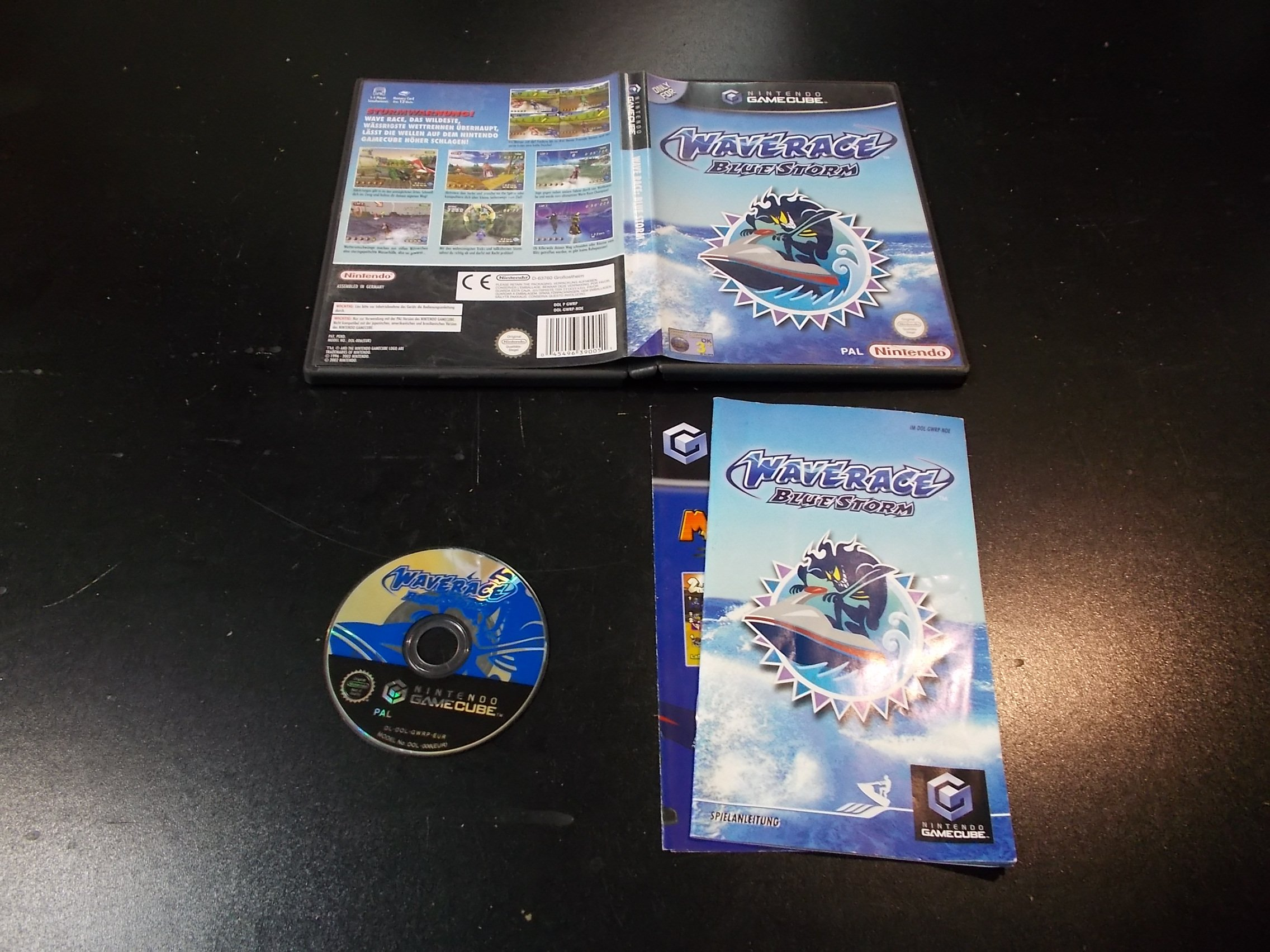 Wave Race Blue Storm - GRA Nintendo GameCube Sklep