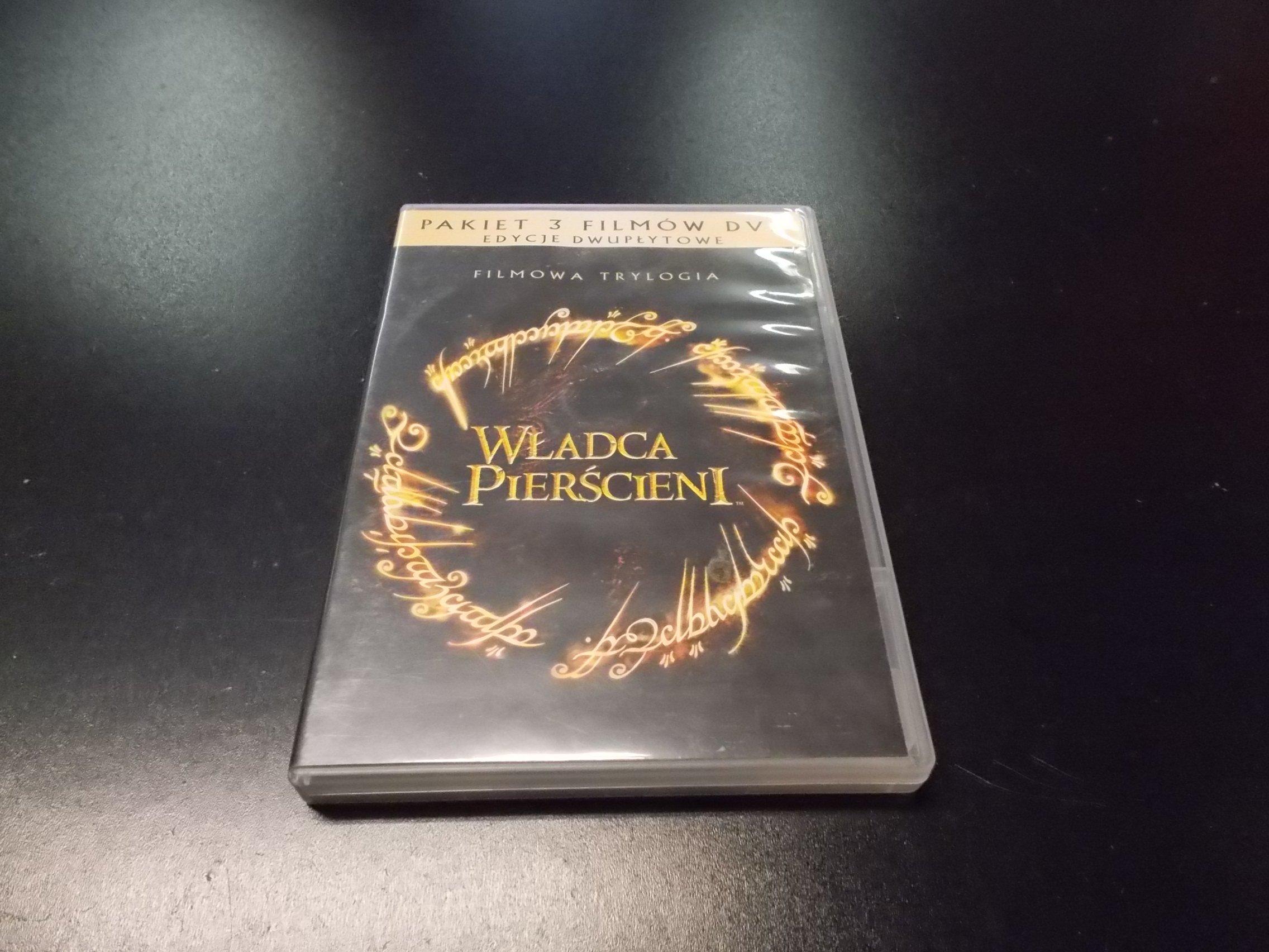Władca Pierścieni - Trylogia - 6 DVD Box - DVD - Sklep