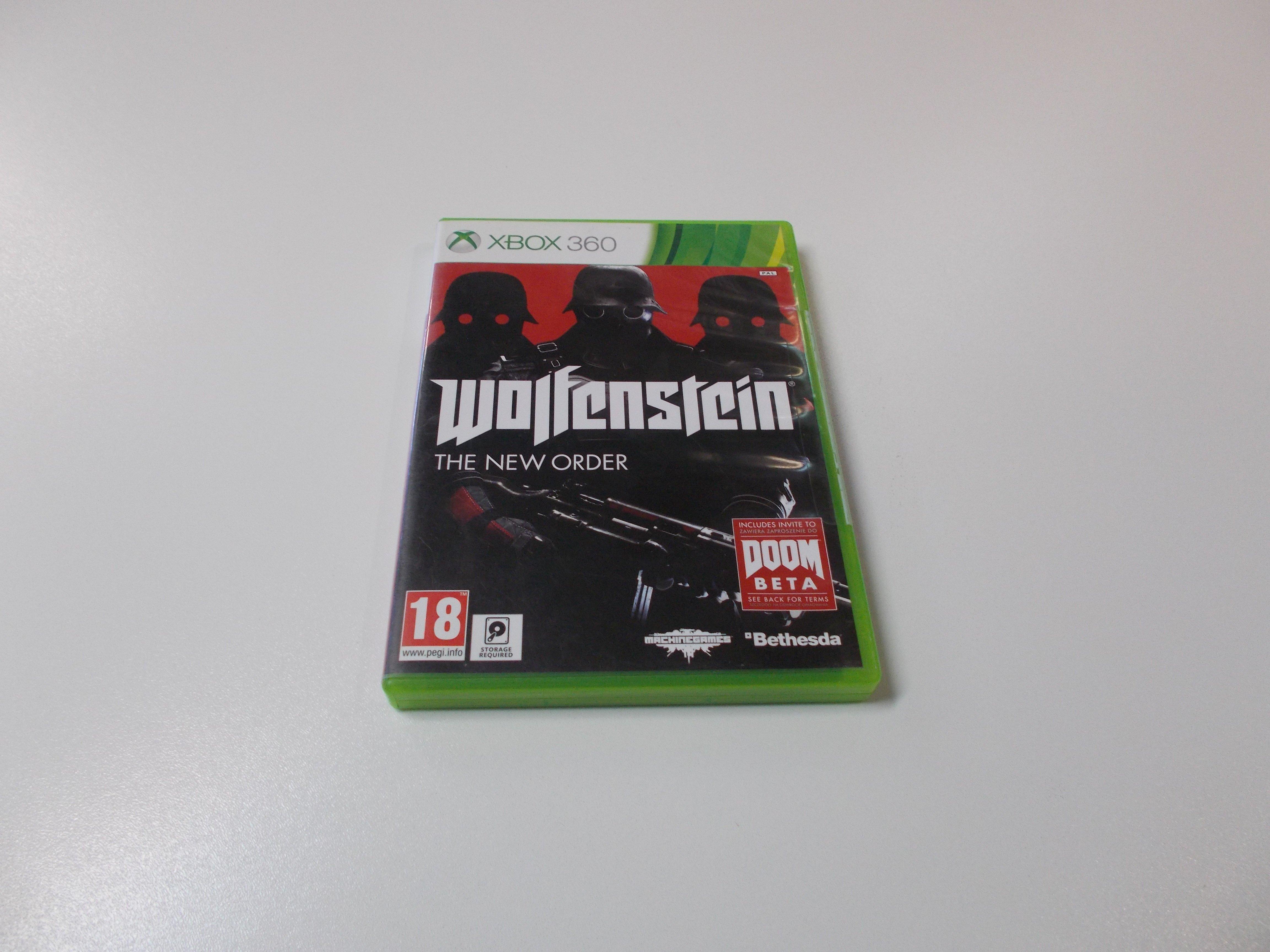 Wolfenstein The New Order - GRA Xbox 360 - Opole 0434