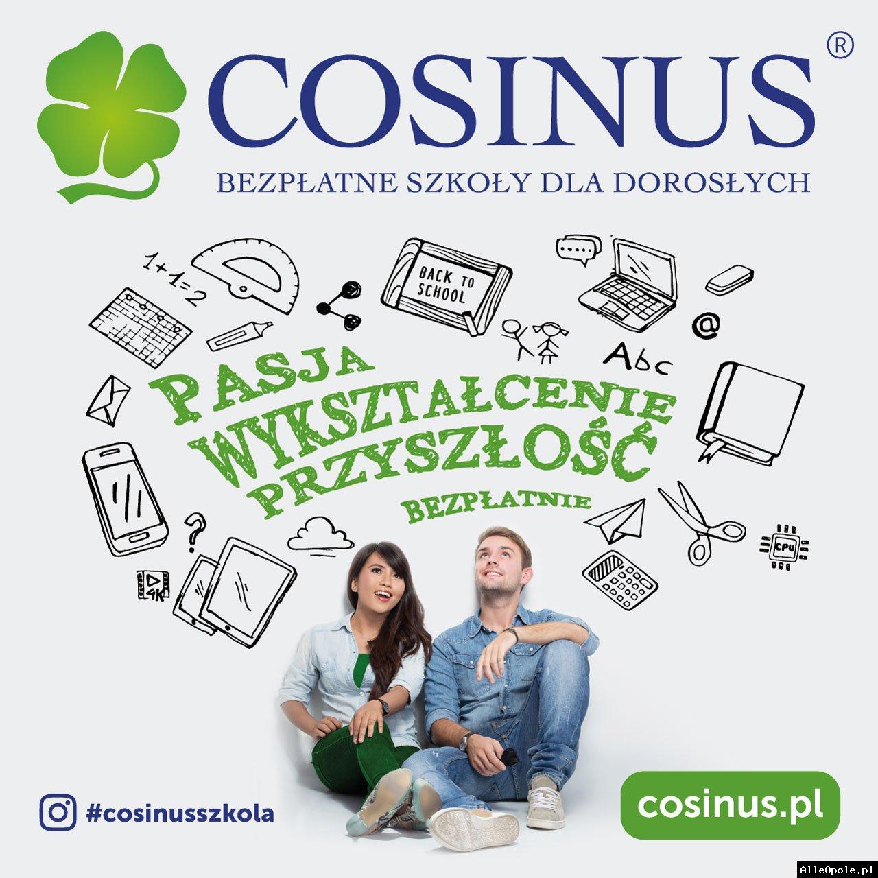 Wybierz Policealną Szkołę Cosinus!