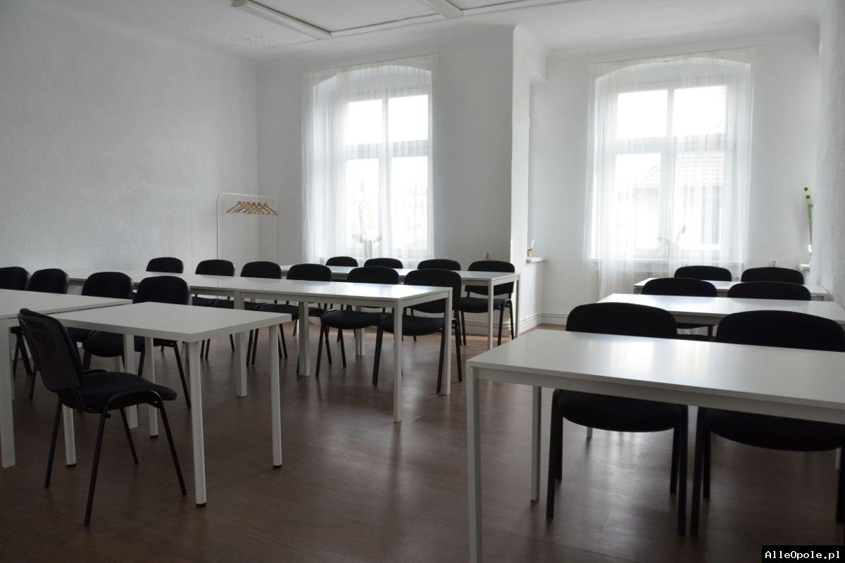 Wynajem: Sala szkoleniowa, konferencyjna, komputerowa, OPOLE