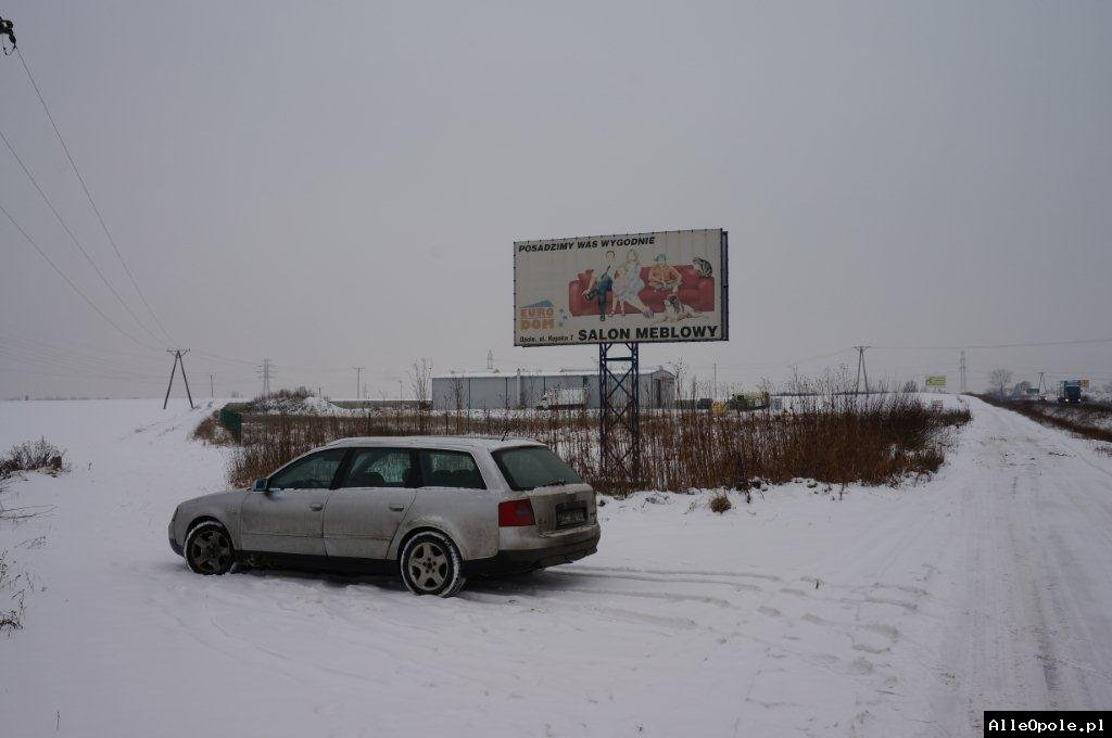 Wynajem billboardu - Opole Powstańców Warszawskich