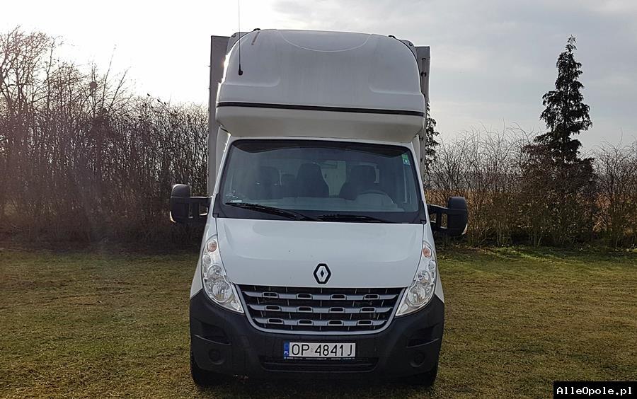 Wynajem, wypożyczalnia busów SORIS - Renault Master