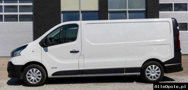"""Wynajem, wypożyczalnia busów SORIS - Renault Trafic """"blaszak"""" już od 150 ZŁ"""