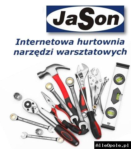 Wyposażenie warsztatów - sprzęt i narzędzia - oferuje e-sklep Jason.com.pl