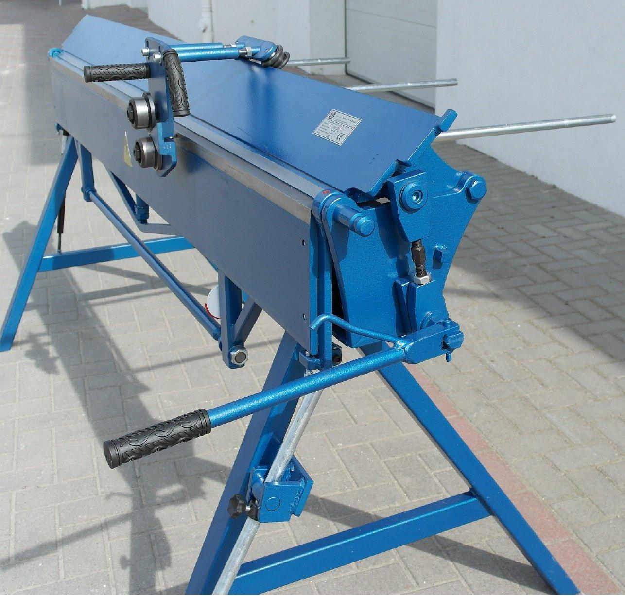 Zaginarki dekarskie ZGR 2140mm / 1,2mm