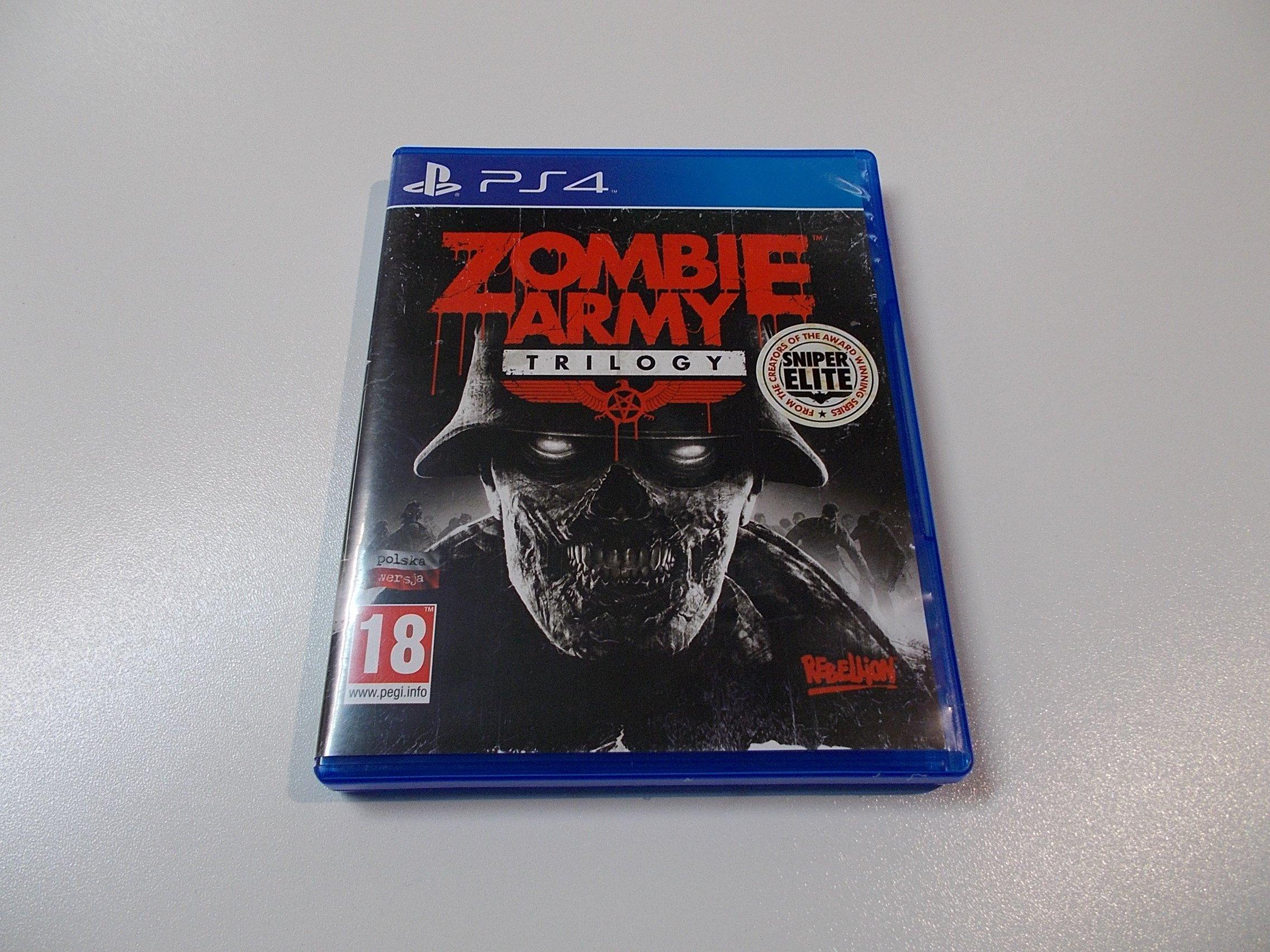 Zombie Army Trilogy PL - GRA Ps4 - Opole 0366