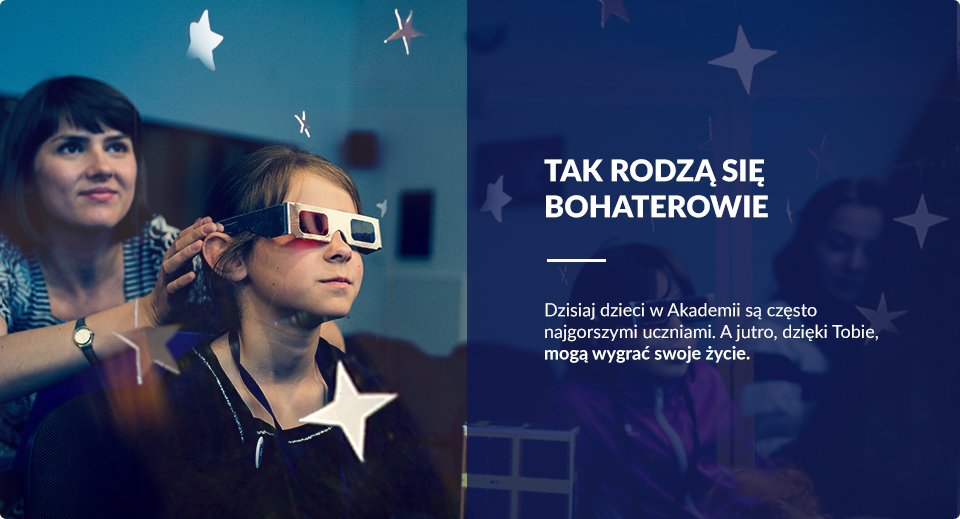 Zostań Wolontariuszem AKADEMII PRZYSZŁOŚCI w Opolu!