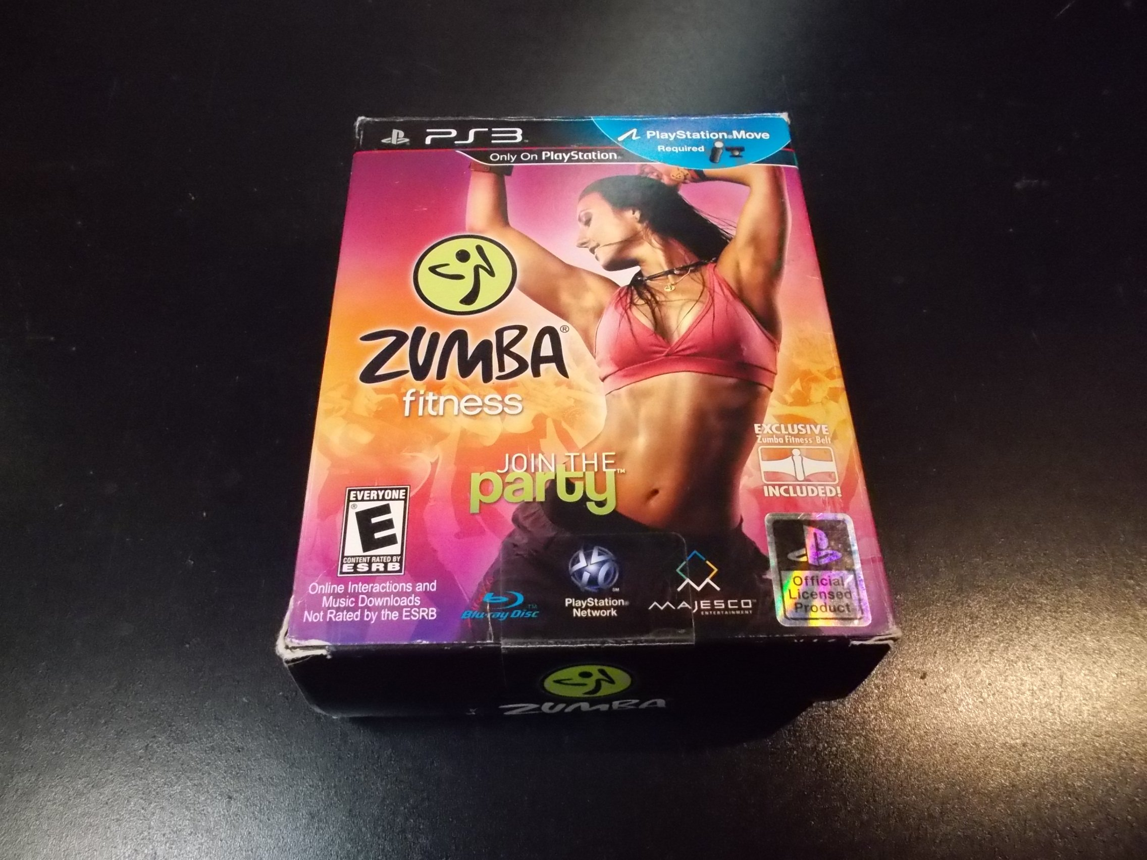 Zumba Fitness Join The Party - GRA Ps3 Sklep