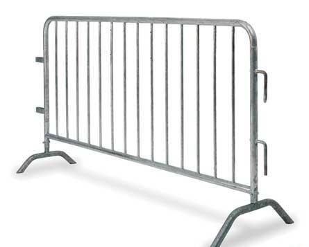 barierki antytłumowe/koncertowe