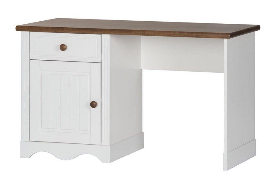 Śliczne biurko Princessa 04 - produkt polski, lite drewno!
