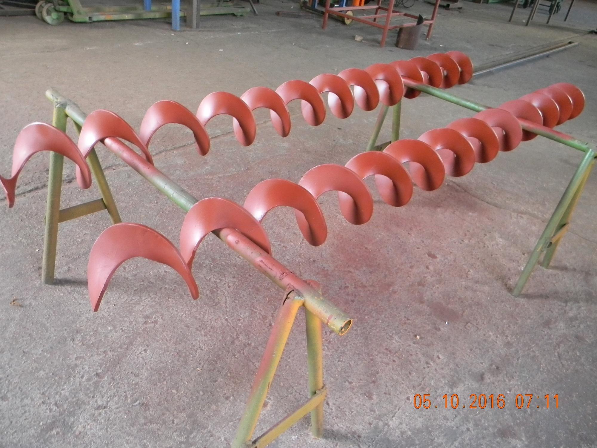 żmijka ślimak sznek świder wiertło do przemysłu wydobywczego górniczego ceramicznego