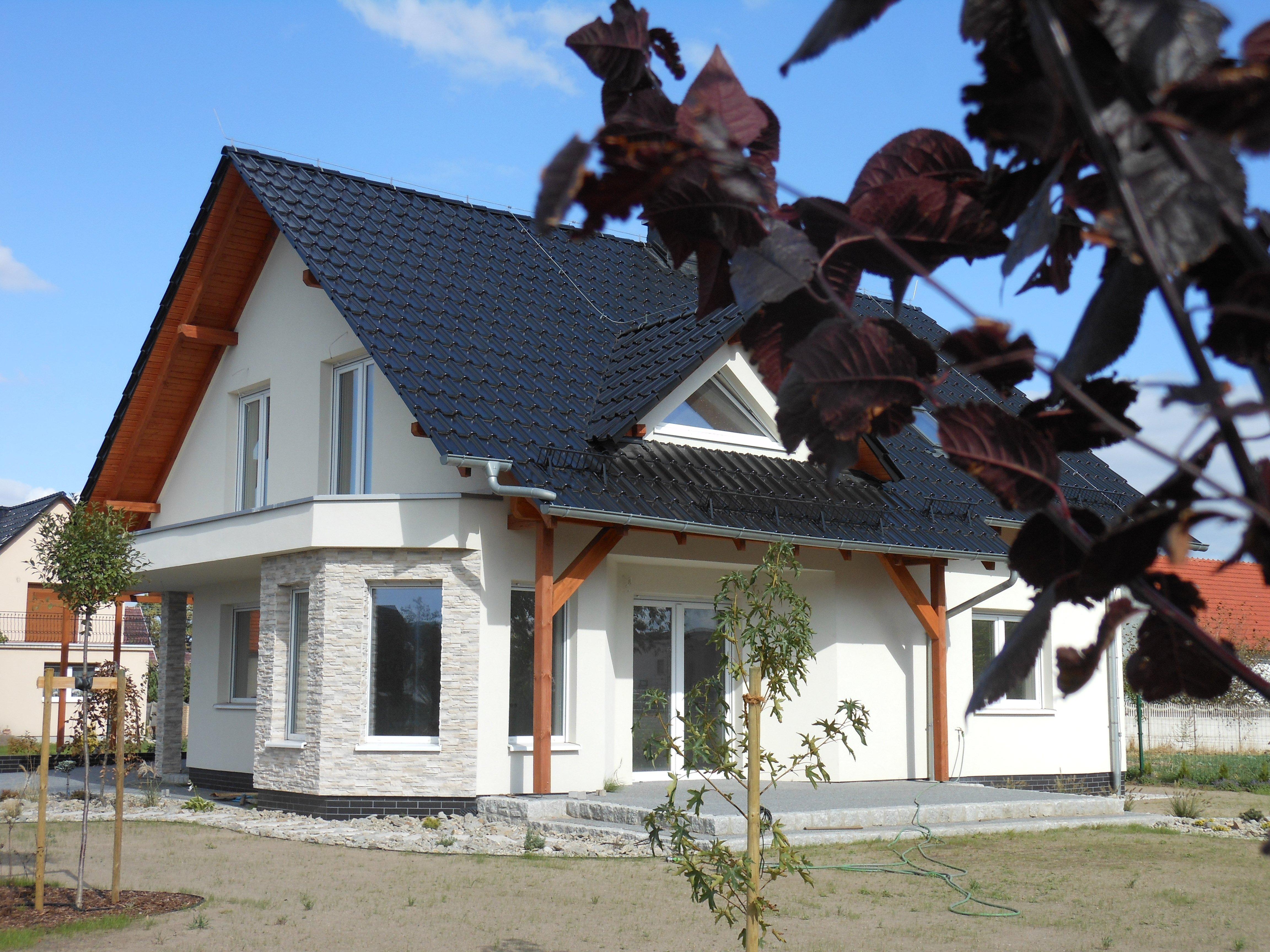 dom mieszkalny