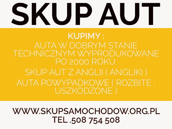 kupię każde auto Gorlice auto gotówka Zakopane Cały Śląsk /Małopolska /Opolskie
