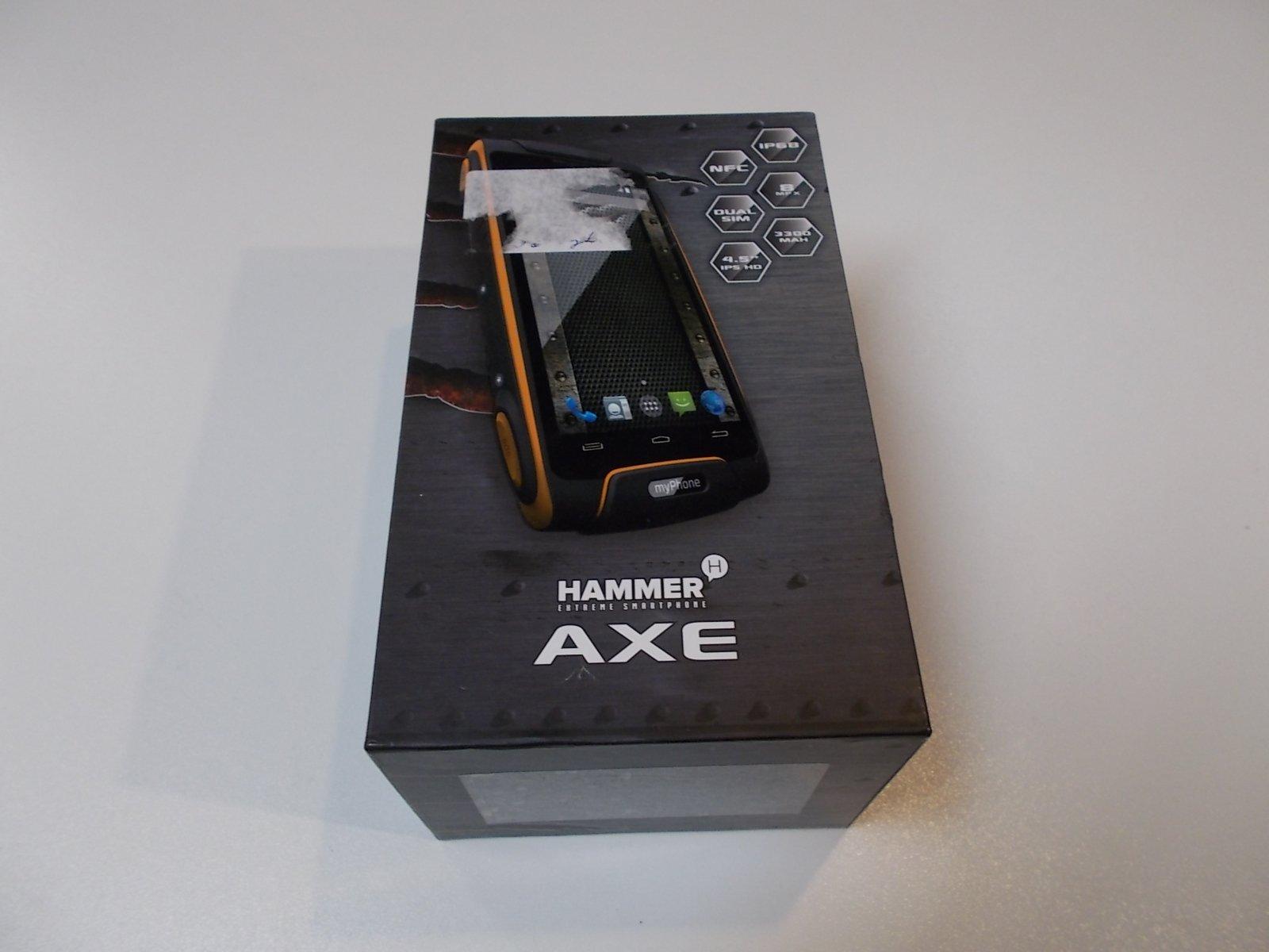myPhone HAMMER AXE - USZKODZONY DOTYK - Opole