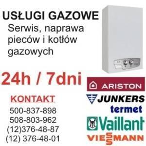 piecyki gazowe Kraków naprawa tel. 508-803-962