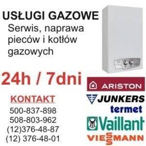 przeglady gazowe Kraków tel. 508-803-962