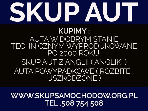 skup samochodów dostawczych,osobowych Gliwice Zabrze , skup samochodow za gotowke Chorzów Cały Śląsk /Małopolska /Opolskie