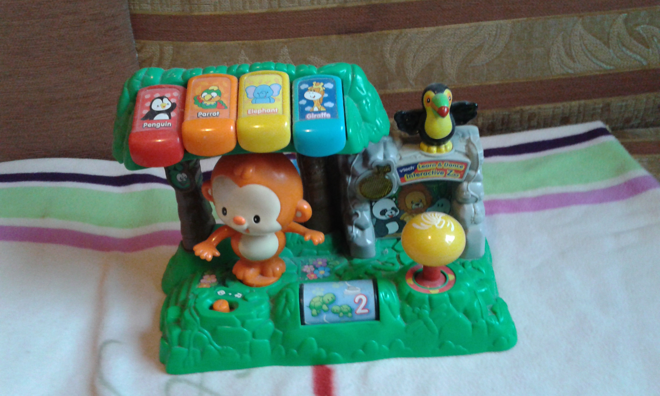 sprzedam zabawke interaktywna