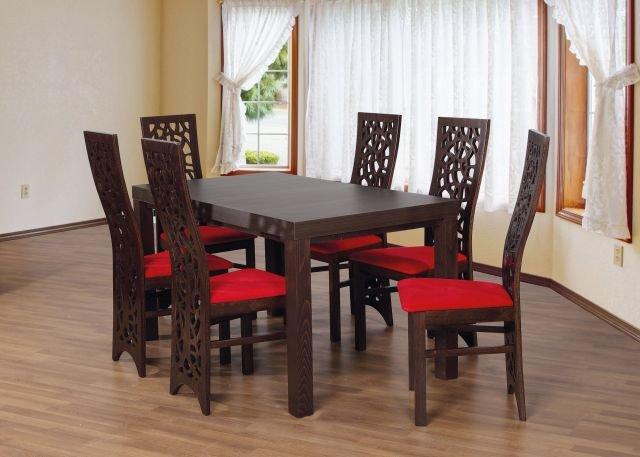 stoły krzesła kanapy