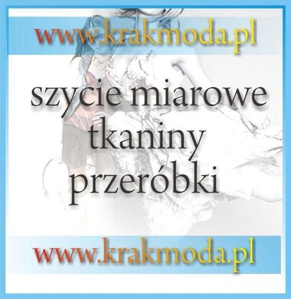 szycie garniturów Kraków