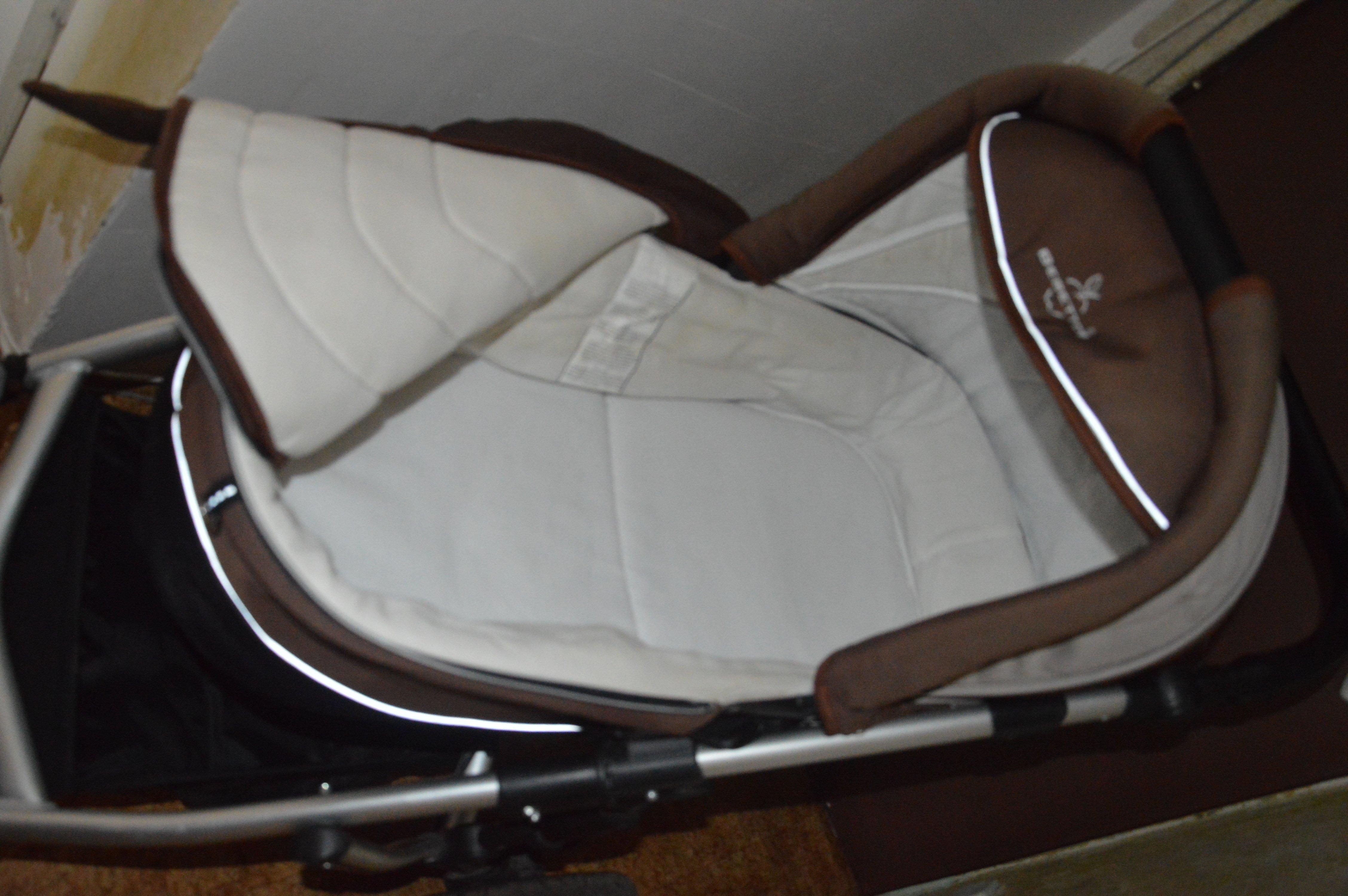 wózek bebetto solaris 3w1
